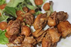 Cochifrito (cochinillo frito)