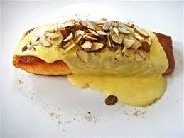 Filetes de salmón en mantequilla de mostaza
