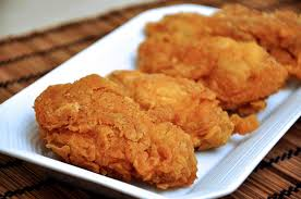 Pollo frito al estilo kentucky