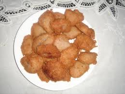 Frituritas de Malanga