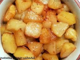 Patatas al vinagre