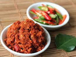 Pasta de curry roja (NAM PRIK GAENG PHED)