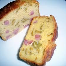 pastel salado con queso