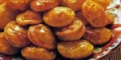 Tortitas de queso con miel