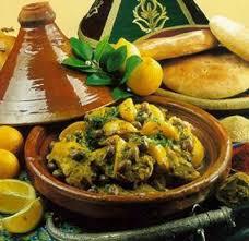 Tajiné de cordero (Receta marroquí)