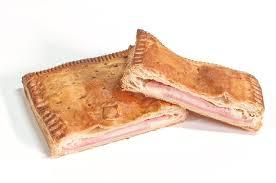 Empanada de jamón york y ques