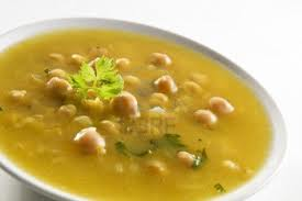 Sopa de Garbanzo