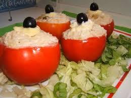 tomate relleno