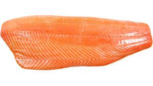 Entremés de salmón