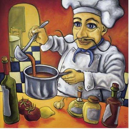 Receta de t rminos cotidianos de cocina parte i for Terminos de cocina