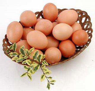 Huevos marineros