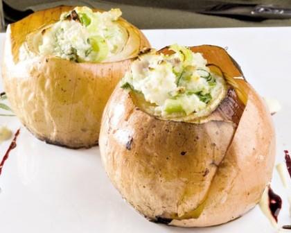 Cebollas de Toulon