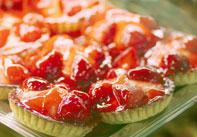 Tartaletas de fresa