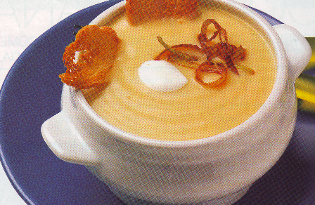 Crema de Toupinambur