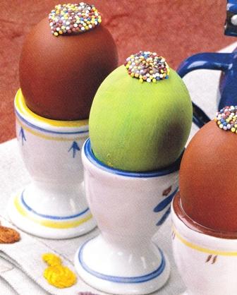 Huevos pascuales