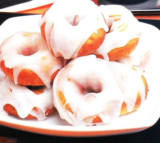 Rosquitas de naranja