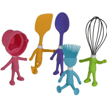 Receta de utensilios de cocina para compartir con los for Cacharros cocina