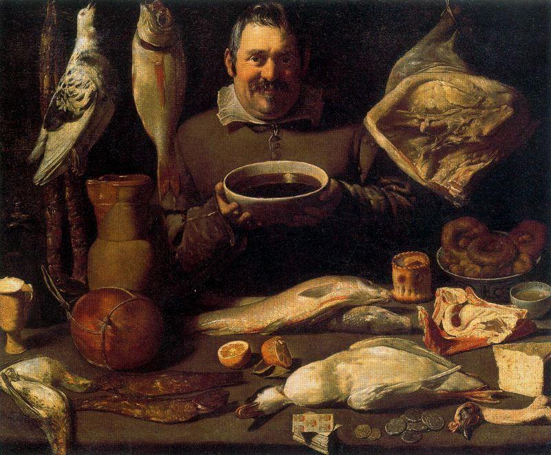 Receta de el siglo de oro en la cocina espa ola for Chefs famosos mexicanos