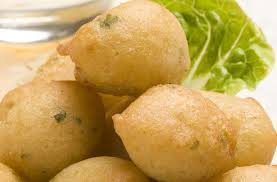 Keufta (Buñuelos de pescado)