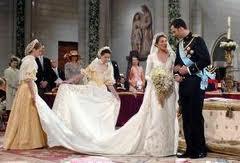 Tarta boda S.A.R. Principe Felipe y Letizia O.Rocasolano