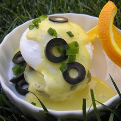 Otra forma de hacer los huevos benedictinos