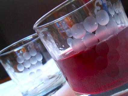 Spritzer de uva