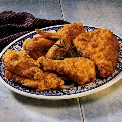 Pollo tipo KFC